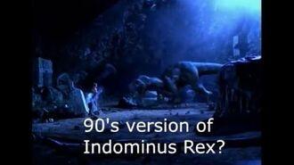 The Lost World (1998) - Tyrannosaurus Rex