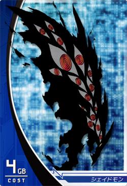 Shademon (Xros Wars)