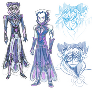 The Twins concept art 3