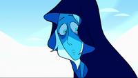 Blue Diamond show her face