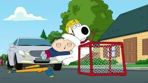 Video Family Guy Brian Is Back Stewie Saves Brian