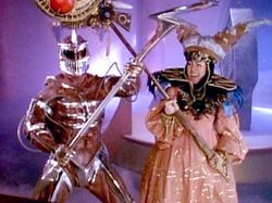 Rita Repulsa & Lord Zedd