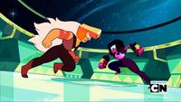 Jasper vs. Garnet part 2