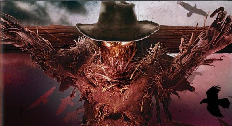 scarecrow the messengers villains wiki fandom