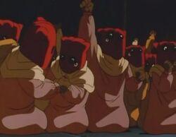 Members of the Luud Cult