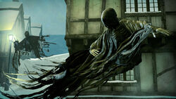 Creepy Dementors