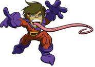 Toad Superhero Squad