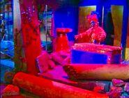 Temple Guard Fails to Capture Nick Borey
