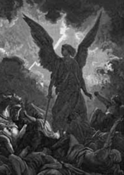Samael by Gustave Dore