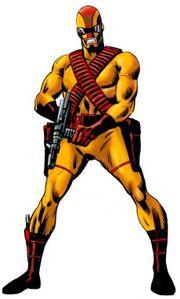 Burt Kenyon (Earth-616)