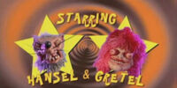 Hansel & Gretel (Terror Toons)