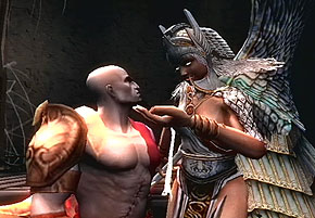File:Lahkesis and Kratos.jpg