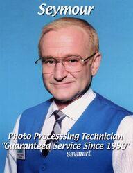 Mr. Seymour Parrish