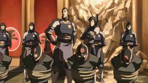 Tarrlok's task force