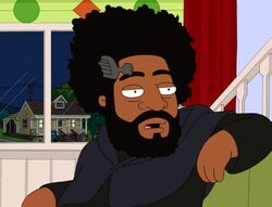 Questlove (The Cleveland Show)