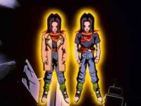 Hell Fighter 17 & Android 17