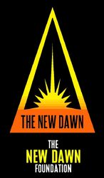 New Dawn Foundation Sign