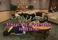 Kenny Rogers Psychic Friends Hotline