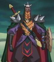 Anger Mask Knight