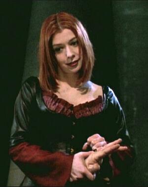 Vampire Willow Rosenberg