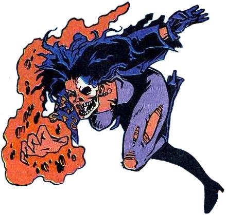 10 Scariest Comic Book Demons - Mandatory |Ghost Rider Bad Guy Look