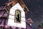 Malistare robbing Master Ambrose's tower