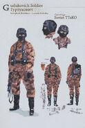Metal gear solid 2 gurlukovich soldier by kaelakov-d71ax4u