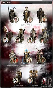 Twelve Horoscopes