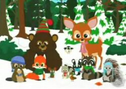 Woodland Critters
