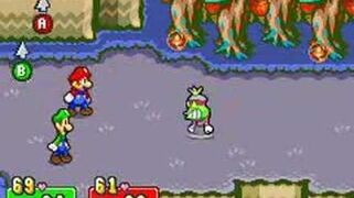 Mario & Luigi- Superstar Saga - Popple