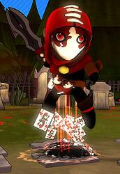 Jackof Blades Doll