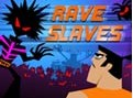 Samurai jack rave slayer logo