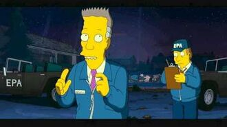 Simpsons Movie Mad with Power