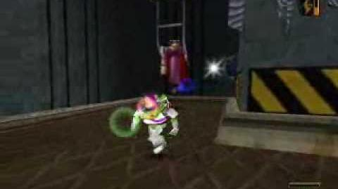 Toy Story 2 Walkthrough Level 12 The Evil Emporer Zurg