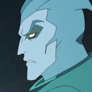 Haxus' Left Side on his Faces