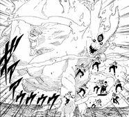 Kaguya beast-form