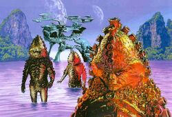 The Zygon People
