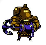 Treasure Knight in game