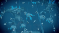 Ice Bears Are in Ice