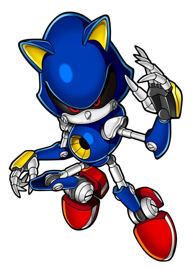 Mecha Sonic | Villains Wiki | Fandom powered by Wikia