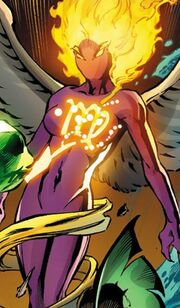 Virgo (Thanos' Zodiac) (Earth-616) 002