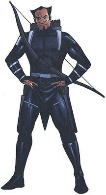 Merlyn the archer