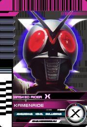 Kamen Ride X