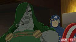 Avengers assemble doom