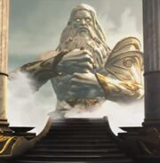 Zeus' Statue (Ascension)