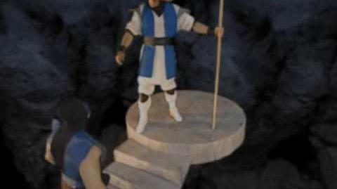 Mortal Kombat Mythologies Sub-Zero - Cutscene 2