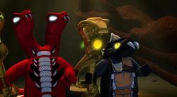 Skalidor & Fangtom (Ninjago)