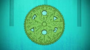 The Planispheric Disk