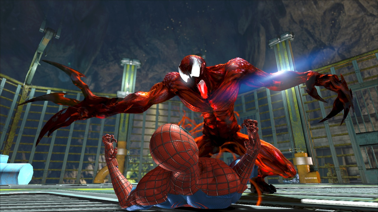The Amazing Spider Man 2 Video Game Carnage Carnage in The Amazing