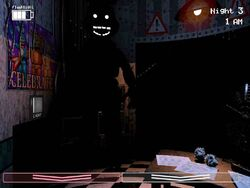 Shadow Toy Bonnie